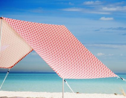 Beach Tent Lovin Summer Simple Stylish Sun Protection