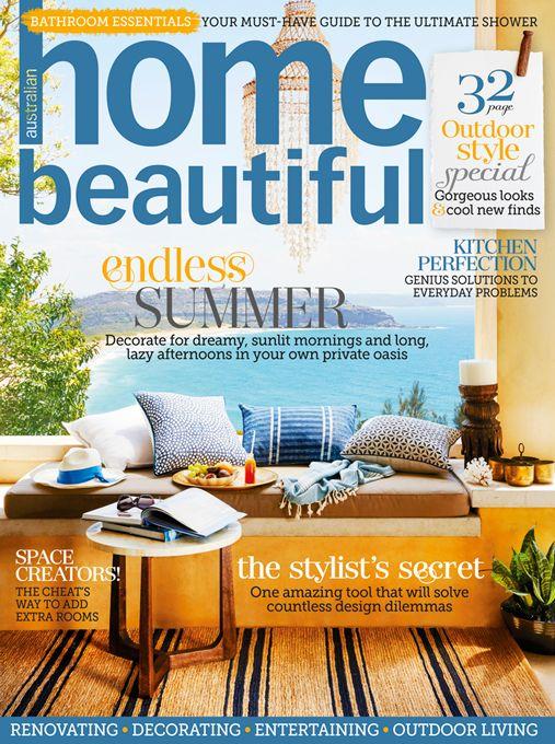 Home Beautiful Magazine Australia Lovin Summer