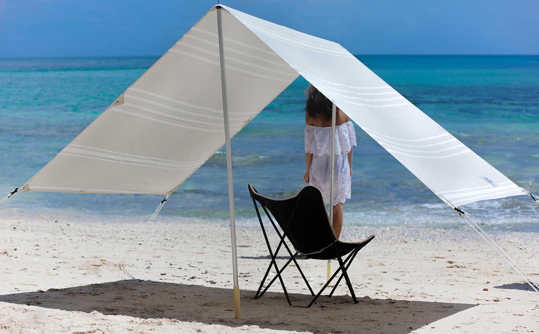 Lovin Summer Beach Tents Round Towels