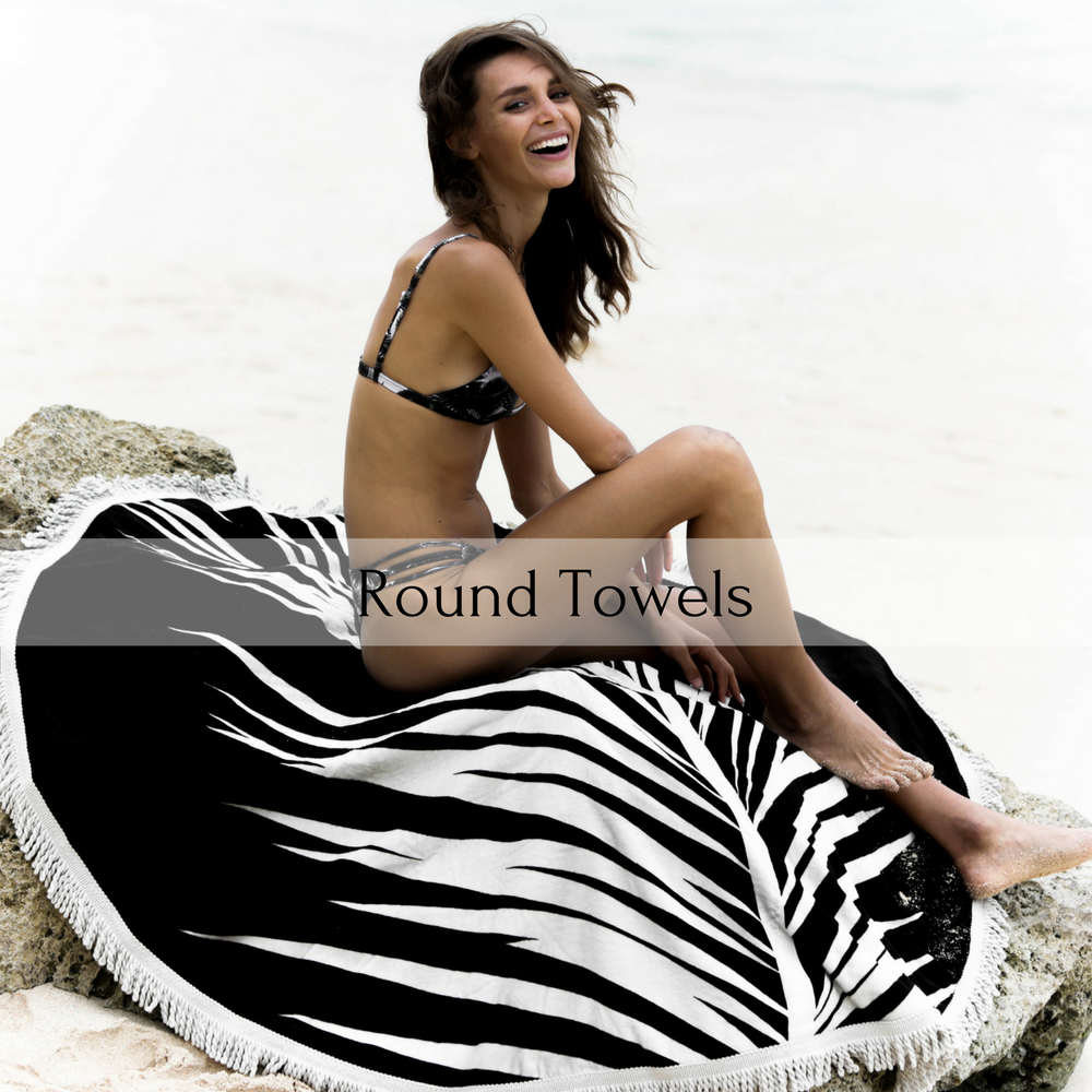 Shop Lovin Summer Beach Tents Round Towels Beach